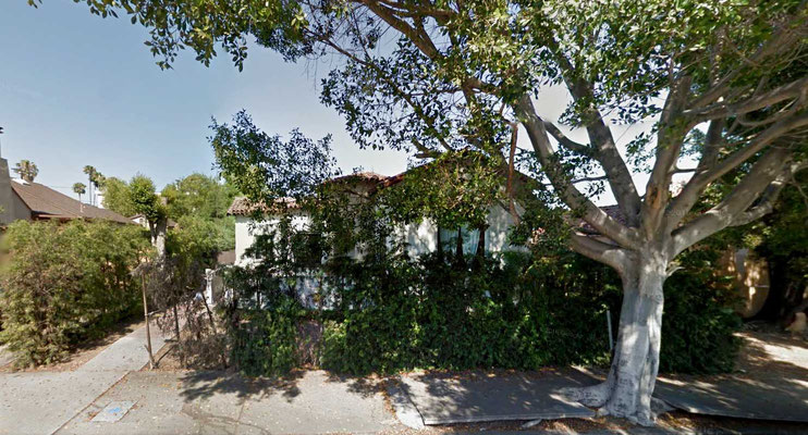 1524 North Crescent Heights Boulevard, Los Angeles, California