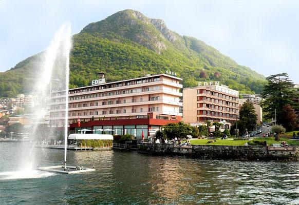 Grand Eden Hotel, Lugano, Switzerland