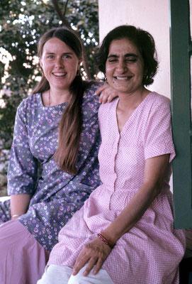 Vesta with Meheru Irani