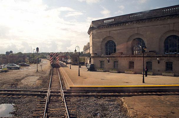 Joliet Union Railway Station