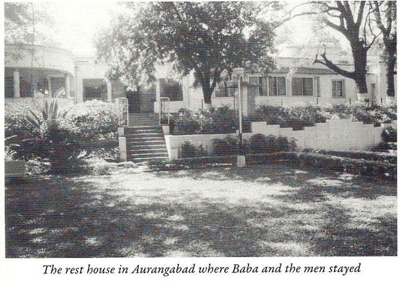 Courtesy of Meher Baba's New Life ; Bhau Kalchuri - ( photos  : Bif Soper )
