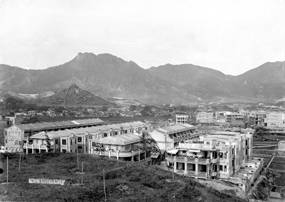 Kowloon City - 1930s
