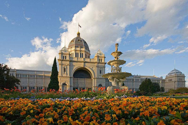 Royal Exhibition Building & Carlton Gardens