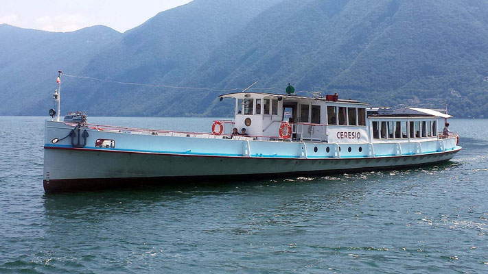 SNV Ceresio - ferry