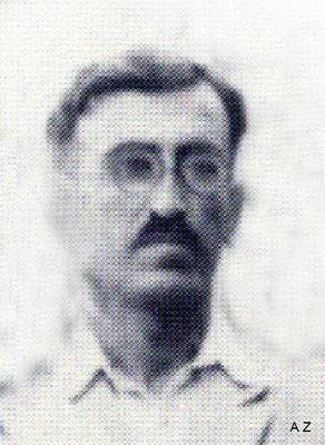 """""""Chanji"""" Feramroz Hormusji  Dadachanji"""