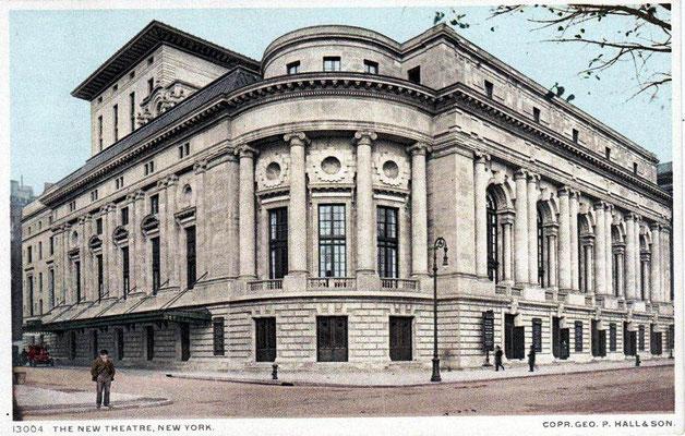 Century Theatre, exterior