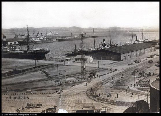 Dairen Port, c.1927