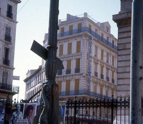 Hotel Geneva, Marseilles, France