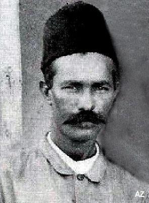 "Beheram "" Buasaheb "" Horshang Faredoon Irani"