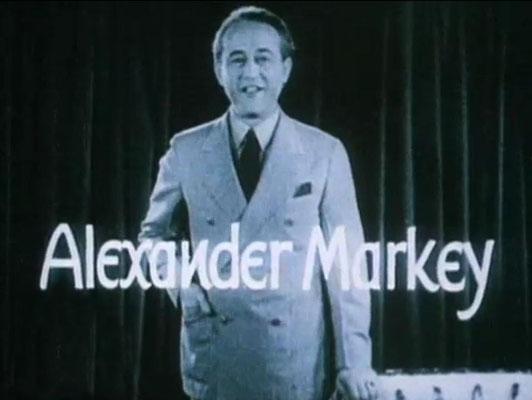 Alexander Markey