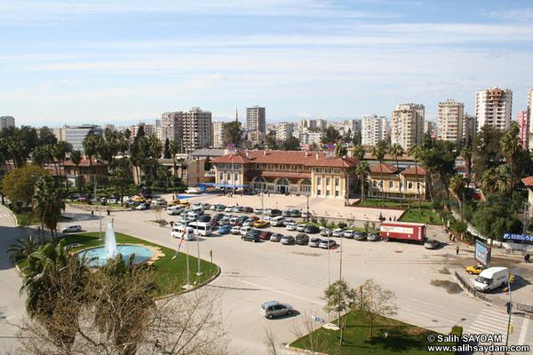 Adana Railway Station