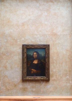 Da Vinci's Mona Lisa painting