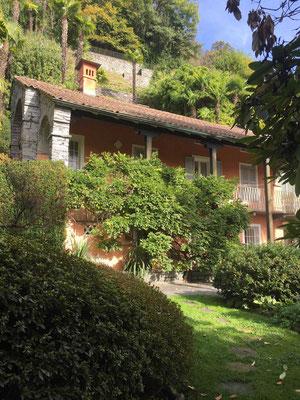 House at Solduno,Ticino, Locarno.