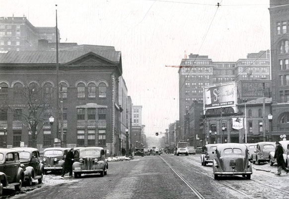 Franklin Street 1930s