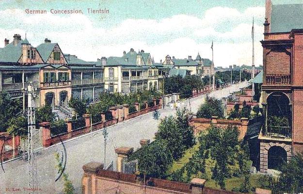 TIENTSIN - early 20th Century