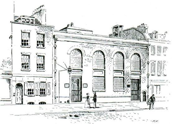 26 West Street London - mid 1700s