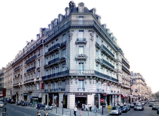 Poweers Hotel, Paris, France