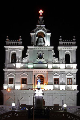 Church of Our Lady of Immaculate Conception. Goa