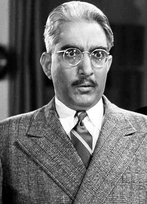 Lal Chand Mehra in 'Murder Over New York' (1940)