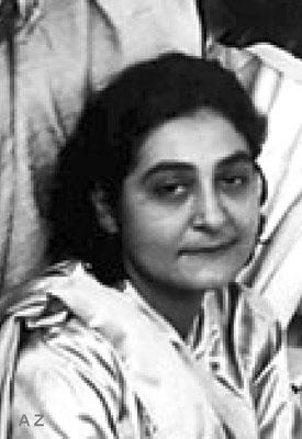 Freiny J. Irani ( Mehera's sister )