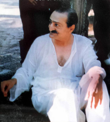 Meher Baba at the Meher Center, Myrtle Beach, SC in 1956