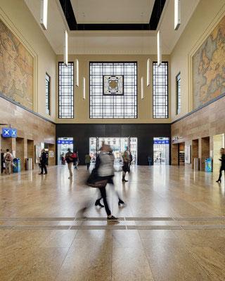 Geneva-Cornavin Railway Station