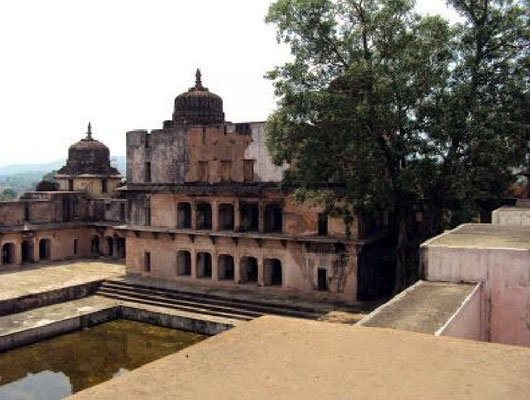 Mandla Ramnagar Moti Mahal