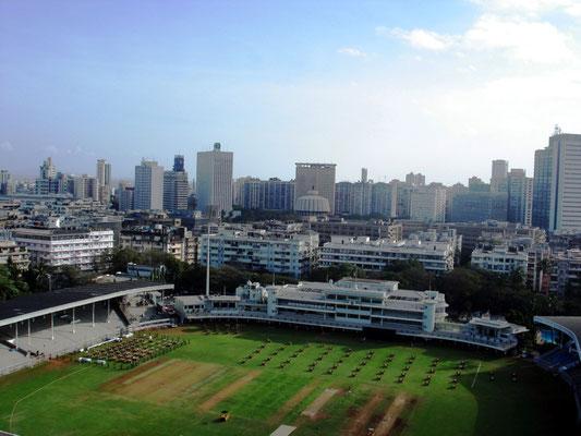 Brabourne Stadium, Bombay-Mumbai