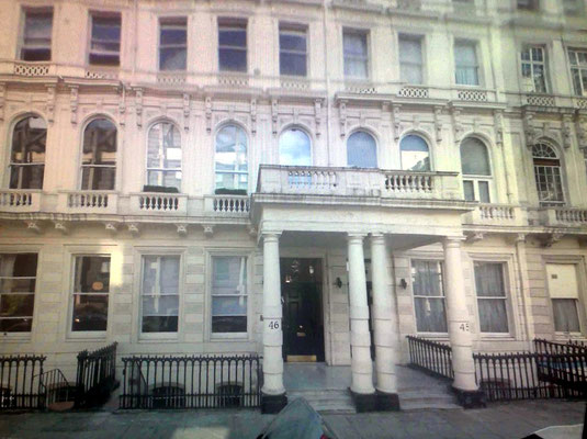 Fellowship Club, 46 Lancaster Gate, London