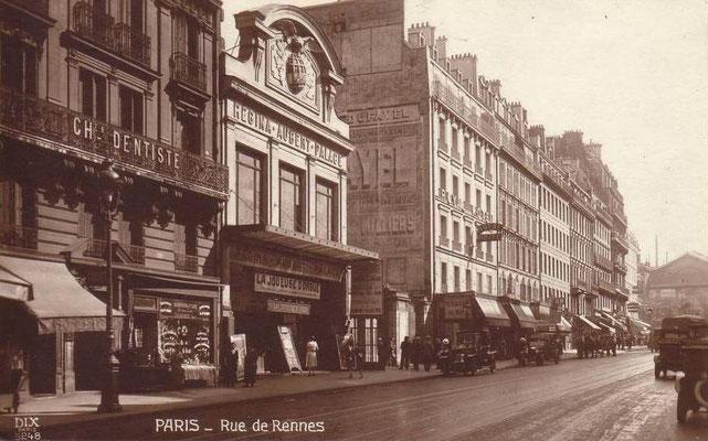 Aubert Palace Cinema, Paris