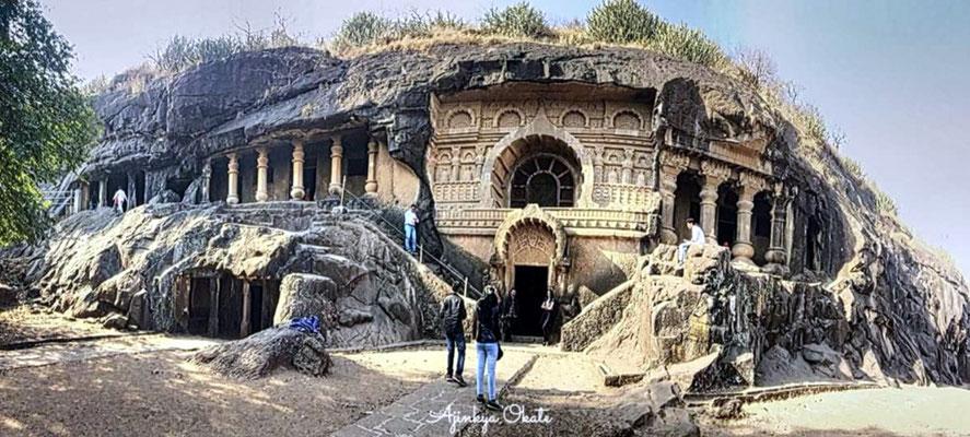 Pandav Leni Caves,Nasik