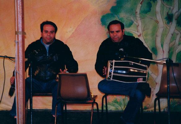 Baba's twins - Rustom & Sohrab Irani