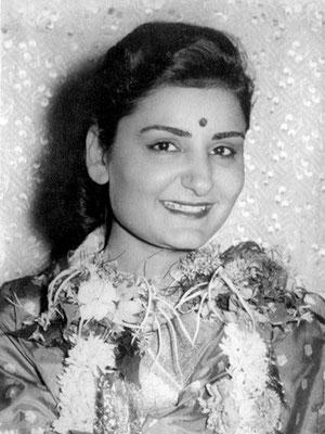 Dr. Naggu R. Irani ( Meheru's sister )