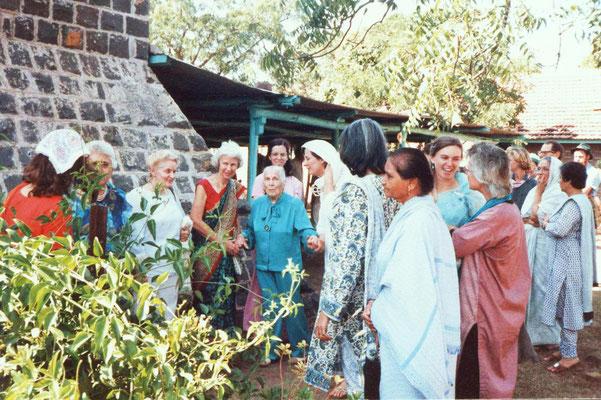 U.Meherabad, India.