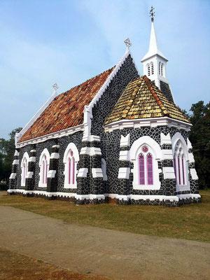 Christian church in Mandla
