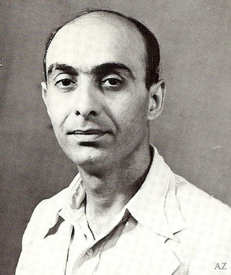 """ASPENDIAR R. IRANI """" PENDU """""""