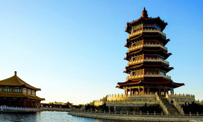 Shandong - The Spiritual Heart of China