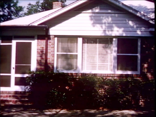 1956 ; Meher Center, Myrtle Beach, SC. ; Meher Abode  The images were captured by Anthony Zois from a film by Sufism Reoriented.