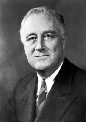 President Dwight Roosevelt