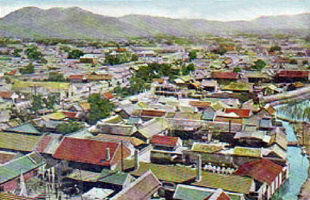 Tsinan Town