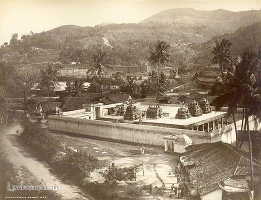 1880s-Kandy-Hindu temple