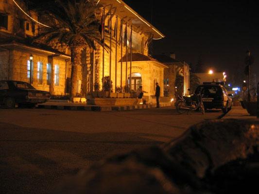 Aleppo Railway Station, Syria