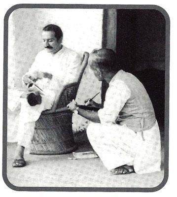 Rahuri, 1936 . Glow mag. Feb.2003