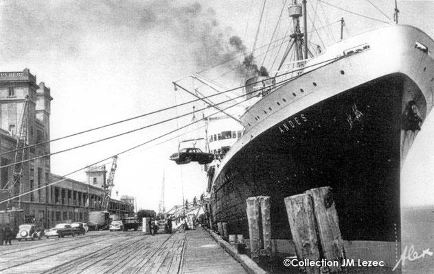 Port dock