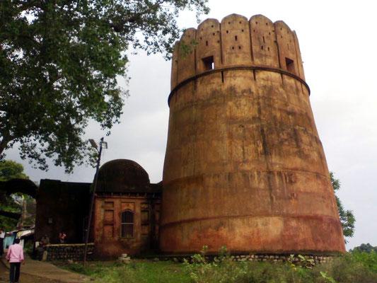 Shah Burj Mandla Fort