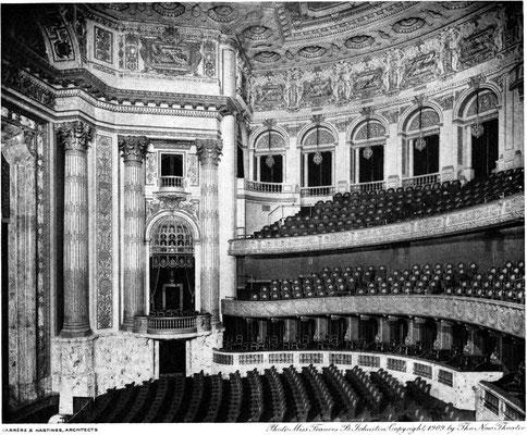 Century Theatre - interior