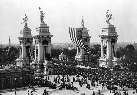 Buffalo NY , 1901 Pan American Exposition