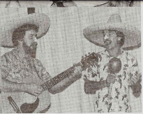 George McGahey & Rod Tyson