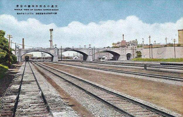 Dairen railway lines