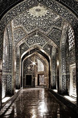 Sheikh Lutfollah Mosque - Isfahan